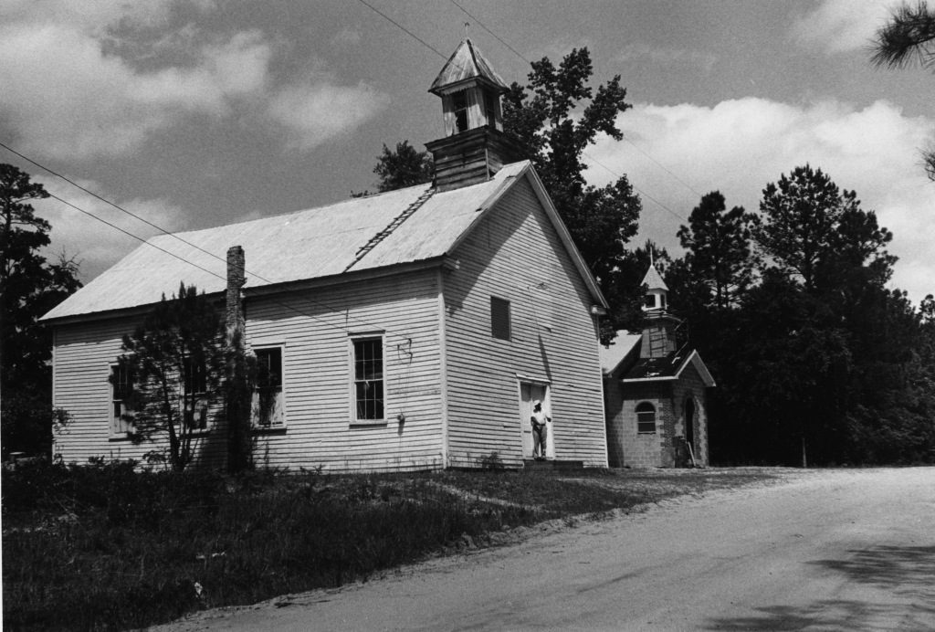 The Old & New West Light Baptist Churches